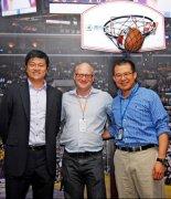 Two开发《NBA 2K》篮球网络游戏